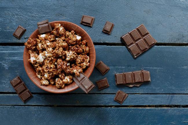 Шоколадний попкорн