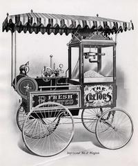 История попкорна